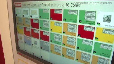 Beckhoffs Many-Core-Steuerung mit 36 Kernen