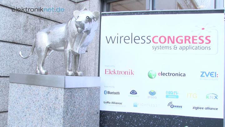 Große Chancen und Herausforderungen - Der 14. Wireless Congress