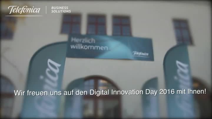 Telefónica: Digital Innovation Day 2015