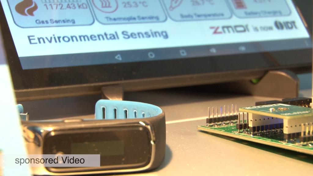 IDT mit breitem Produktportfolio auf der Sensor + Test 2016