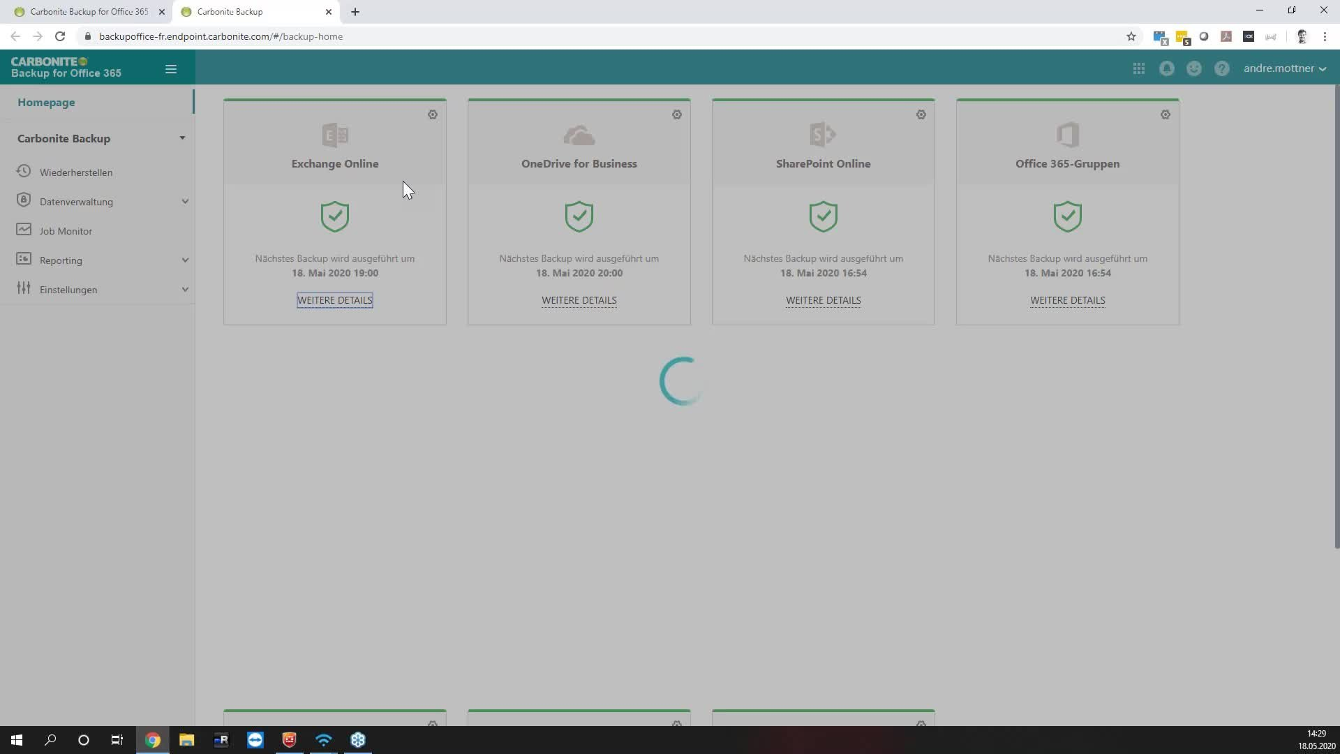 EBERTLANG Webinar 18.05.2020 mit CRN