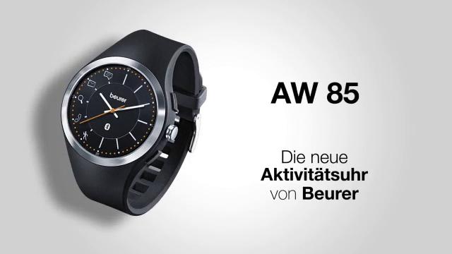AW 85 - eine Uhr für den aktiven Alltag