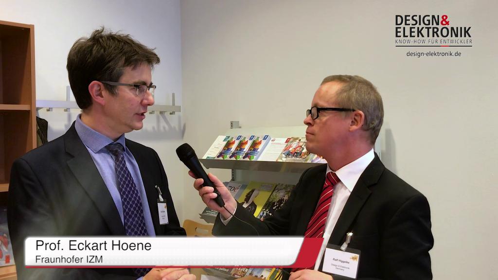 Prof. Dr. Eckart Hoene, Fraunhofer IZM