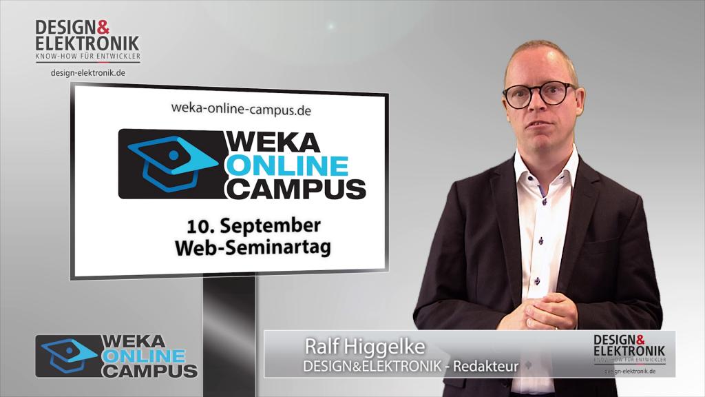 Web-Seminar-Tag: Single Pair Ethernet - Der Connectivity-Standard für das Industrial-IoT