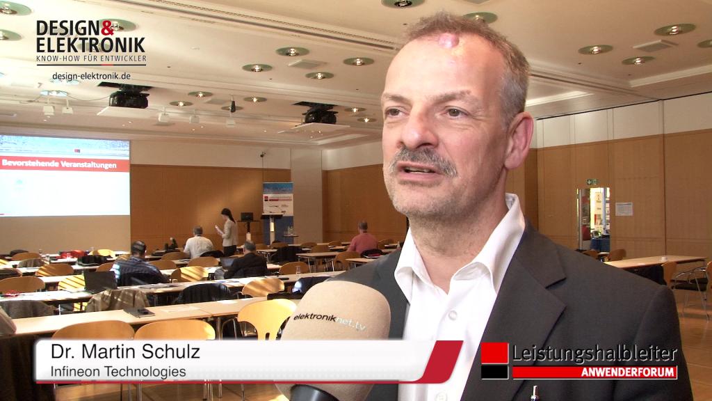 Dr.-Ing. Martin Schulz, Infineon