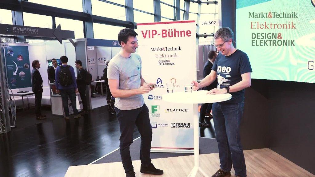 VIP-Bühne: Startups stellen sich vor: BraveYourself