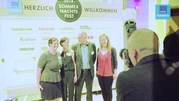 »Nachts im Museum« - Das WEKA Sommernachtsfest 2018