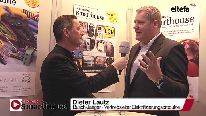 eltefa 2017: Interview mit Busch-Jaeger