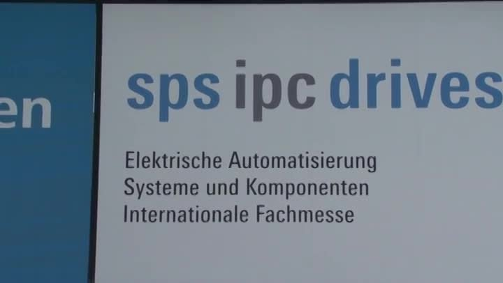 SPS IPC Drives 2015 (in English)