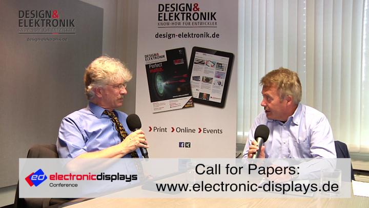 electronic display Conference 2019 – Anzeigen für die embedded-Welt