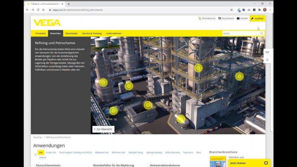 3D-Anlagenplanung von Anfang an