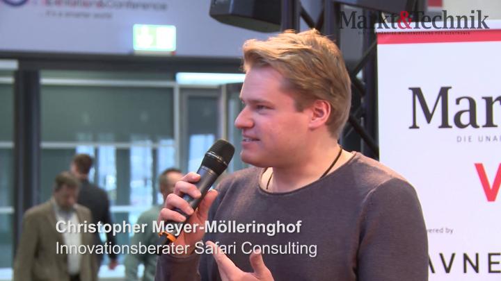 Markt&Technik-VIP-Bühne: Start-ups als Innovationsbeschleuniger Vol. 5