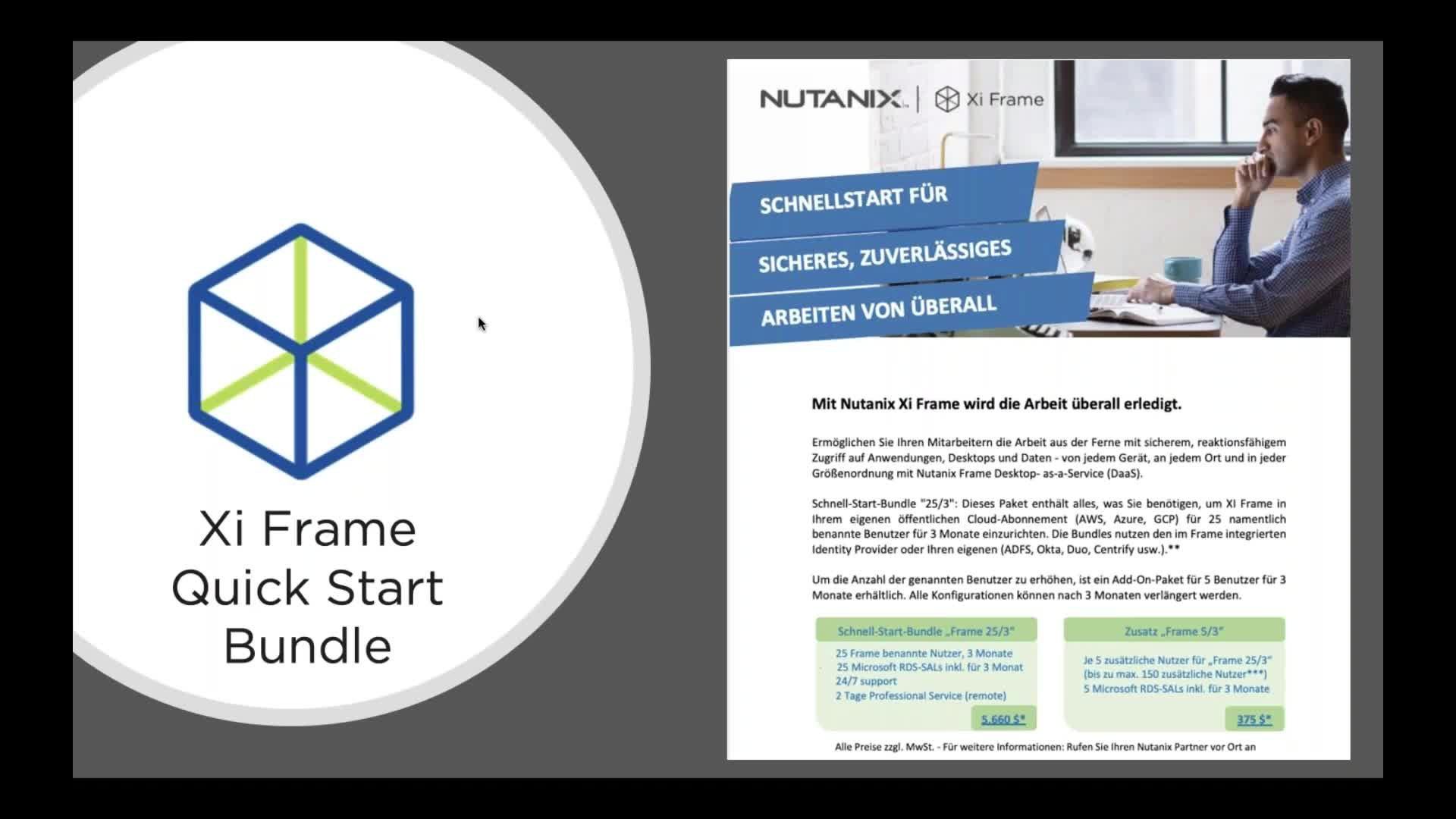 Nutanix Webinar 21.04.2020 mit LANline