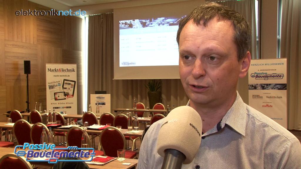 Dr. Tomáš Zedníček, European Passive Components Institute