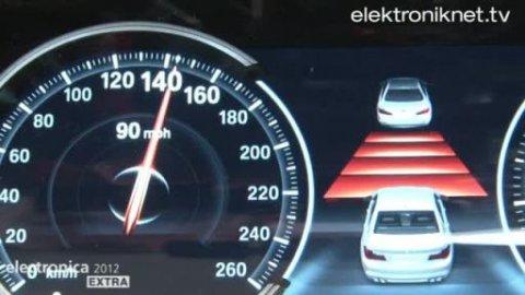Schnelle Speicher für elektronische Dashboards