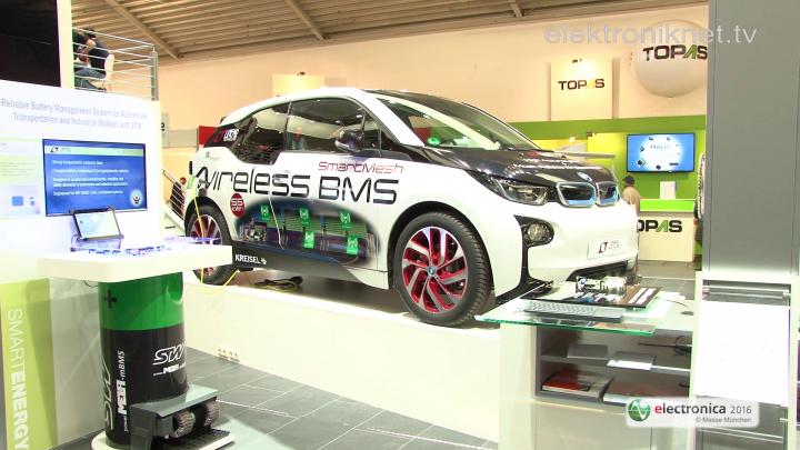 Elektromobilität – Linear Technology zeigt Concept Car