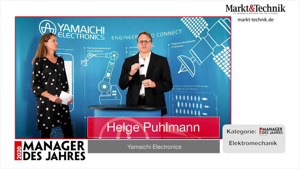 »Manager des Jahres 2020«: Helge Puhlmann