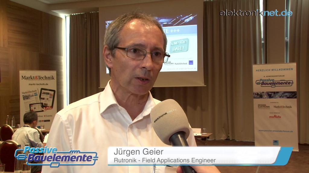 Jürgen Geier, Rutronik
