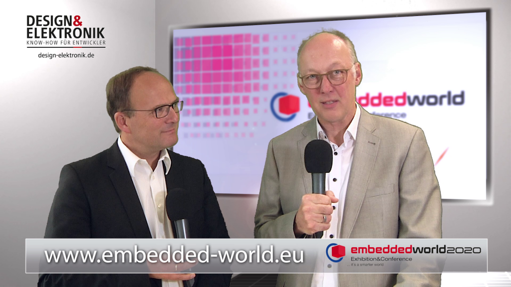 embedded world Conference 2020: IoT, Security und Software