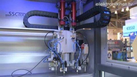 Rehm Protecto - Beschichtung mit innovativen Düsen