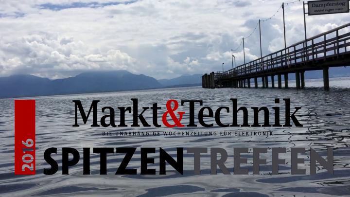 Das 2. Markt&Technik-Spitzentreffen 2016
