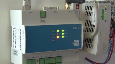 Überwachte SPS: Wie Insys die industrielle Datenkommunikation sicher macht