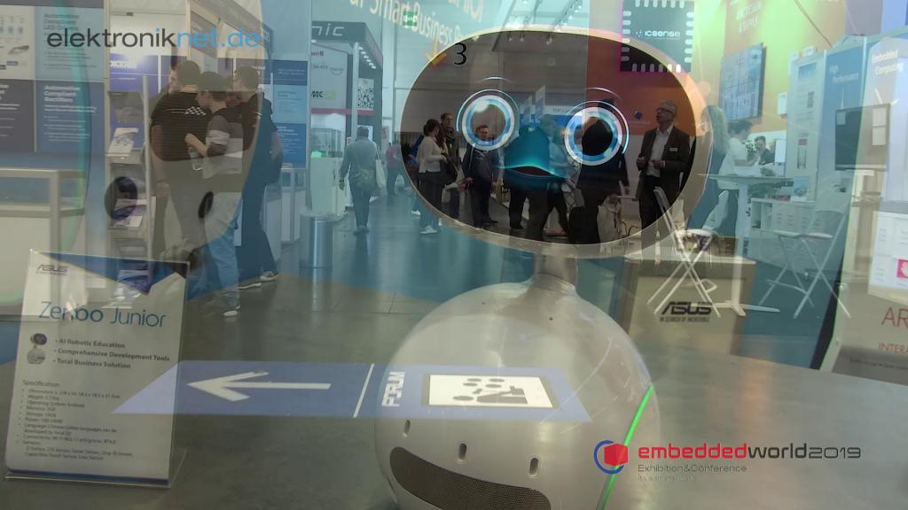 """embedded world 2019: """"Embedded Intelligence"""" im Fokus"""