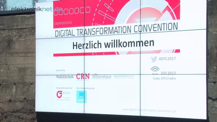 Die Digital Transformation Convention