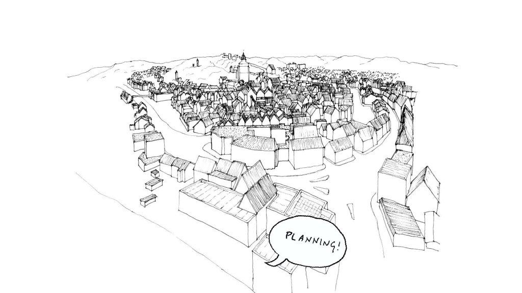 Digitale Transformation in der Stadtplanung