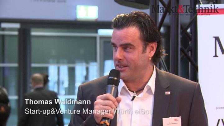 Markt&Technik-VIP-Bühne: Start-ups als Innovationsbeschleuniger Vol. 4