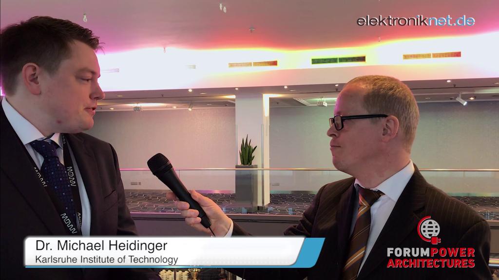 Dr. Michael Heidinger, KIT