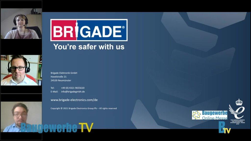 AHD-Backeye®360 – Rundumsichts-Systeme für die Baubranche