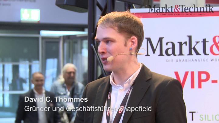 Markt&Technik-VIP-Bühne: Start-ups als Innovationsbeschleuniger Vol. 6