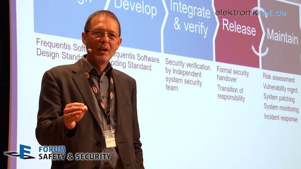 Das Forum Safety und Security 2019