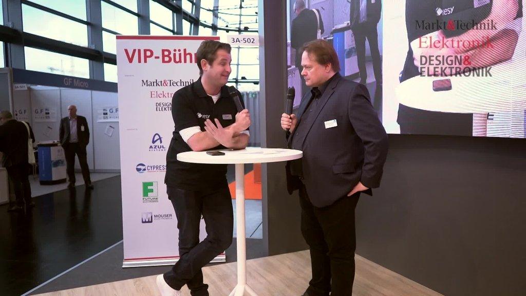 VIP-Bühne: SDT.05 – Standard für Auflötmodule