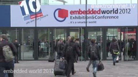 Die embedded world 2012