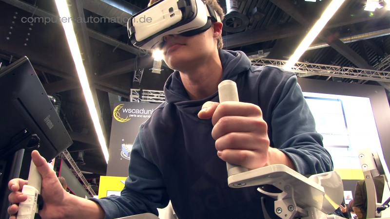 SPS IPC Drives 2016 - Augmented Reality im Fokus