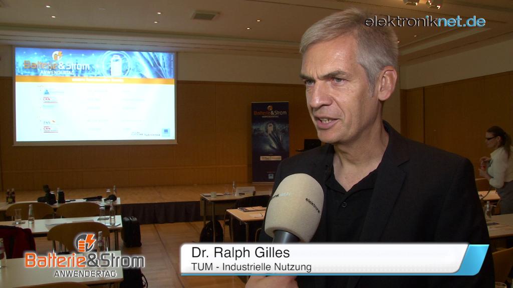 Dr. Ralph Gilles über Materialforschung mit Neutronen