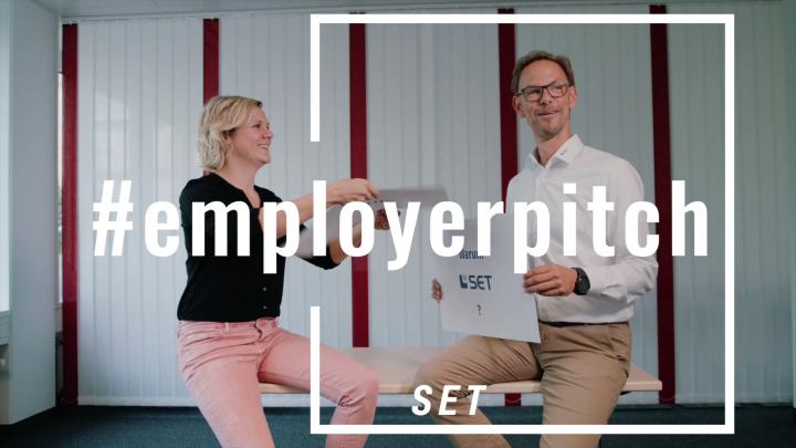 Für WOR: Markt&Technik Employer Pitch 2018: SET