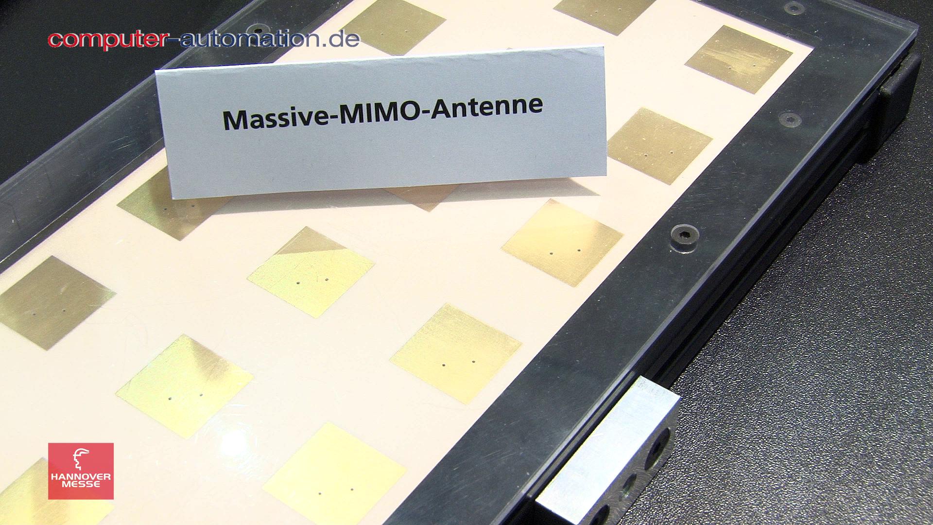 Fraunhofer Fokus: Massive-Mimo als 5G-Treiber