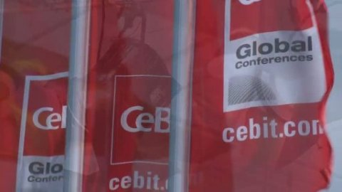 So schön war die CeBIT 2012
