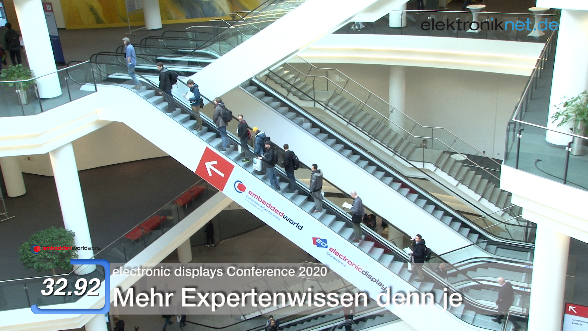embedded world 2020 in 99 Sekunden - Tag 2