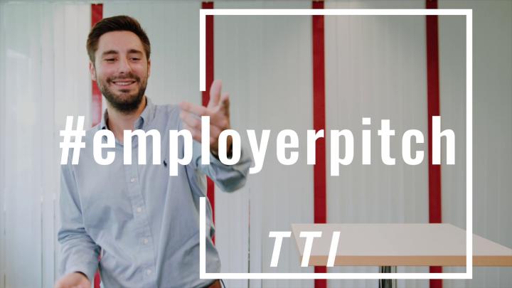 Für WOR: Markt&Technik Employer Pitch 2018: TTI