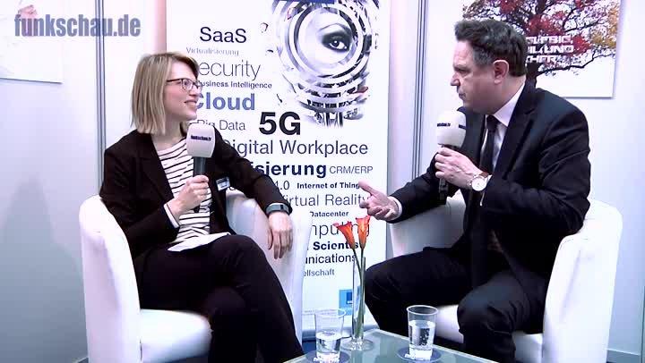 CeBIT 2017: Interview mit Huawei