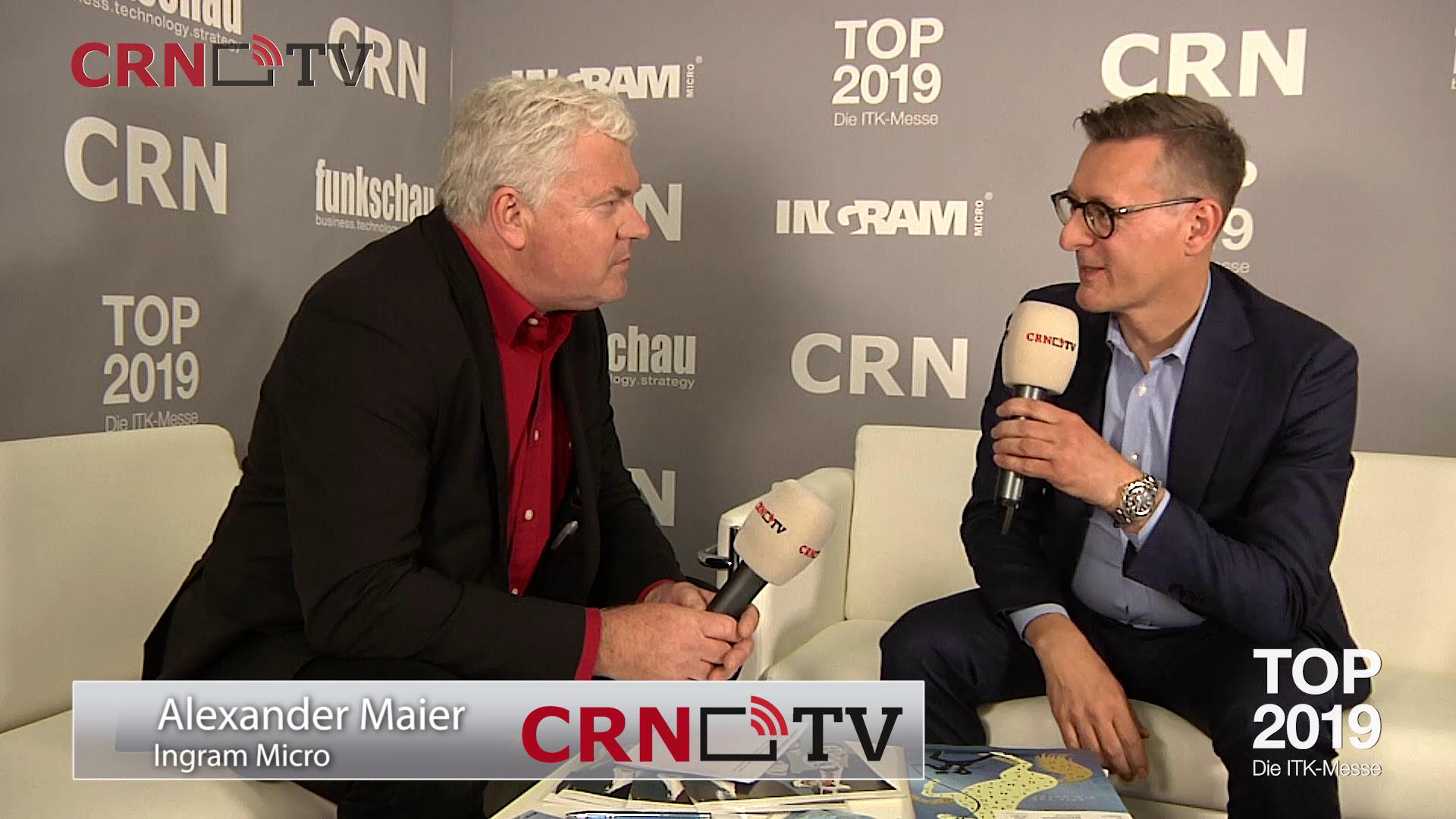 TOP 2019: Alexander Maier im Interview