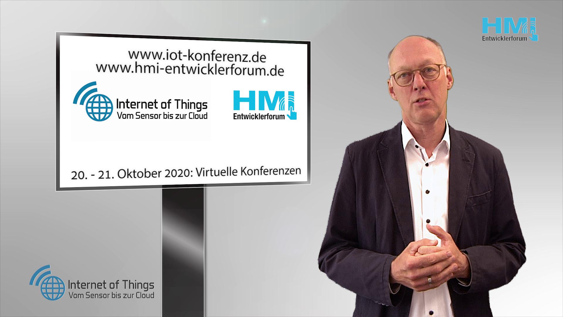 IoT-Konferenz und HMI-Entwicklerforum 2020