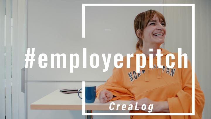 Für WOR: Markt&Technik Employer Pitch 2018: CreaLog GmbH