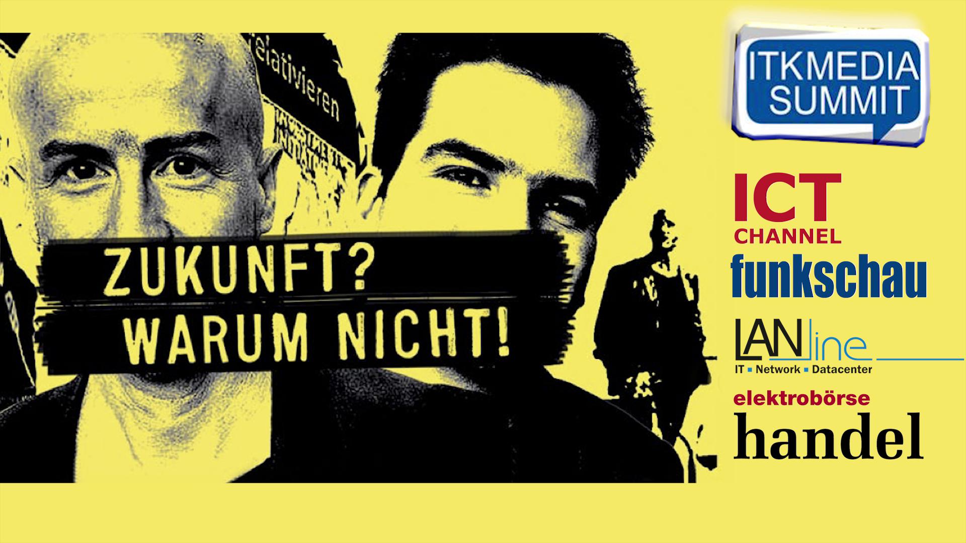 """Der ITK-MEDIA SUMMIT 2019: """"Zukunft? Warum nicht!"""""""