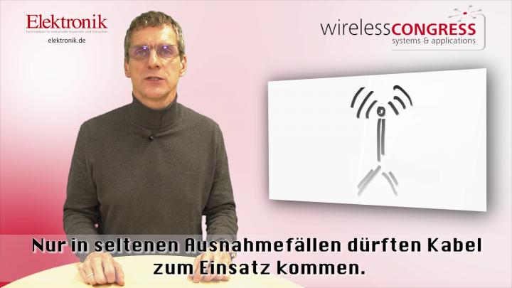 Ausblick auf den Wireless Congress 2017