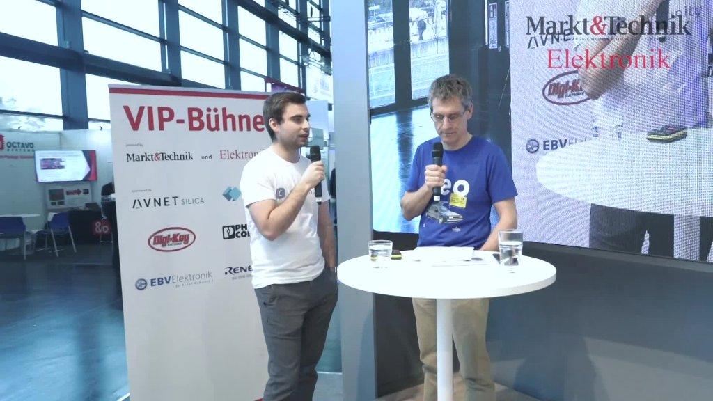 VIP-Bühne: Startups - Tobias Pohl, Contunity